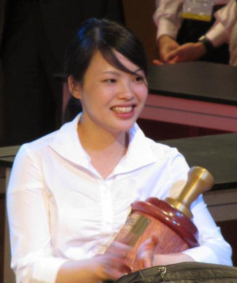 Maruyama´s star barista and WBC 2012 finalis Miki Suzuki